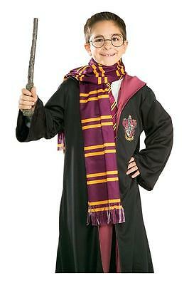 BRAND NEW Harry Potter Scarf Halloween Costume Accessory for Kids or Adults