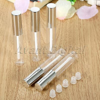 5/10/25/50/100/250pcs 10ML Lip Gloss Balm Bottle Empty Travel Cosmetic Container