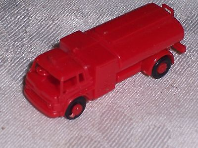 Vintage 1967 R & L Cereal Toy Red Refuelling Tanker Airport Series (constructed)