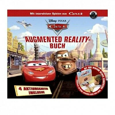 Disney Cars - Augumented Reality Buch