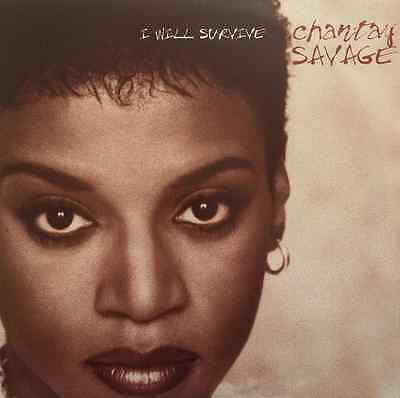 "CHANTAY SAVAGE - I Will Survive (12"") (EX/VG+)"