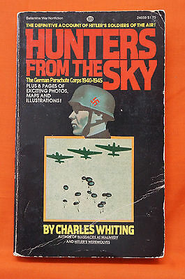 Hunters From The Sky - German Parachute Corps 1940-45 - Ships First Class