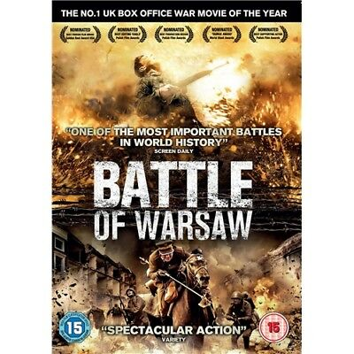 Battle Of Warsaw Region 2 New DVD