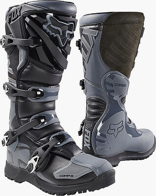 2017 Fox Racing Comp 5 Offroad Boots - Motocross Dirtbike