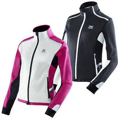 9ba35dda1776 X-Bionic Running Lady Spherewind Light Winter Jacke Laufjacke Funktionsjacke