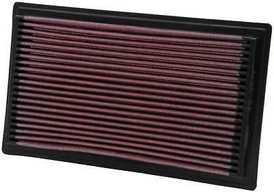 K&N Air Filter Element 33-2075 (Performance Replacement Panel Air Filter)
