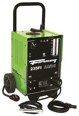 New Forney 311 230 Volt 210 Amp Heavy Duty Electric Mig Welder Kit Sale