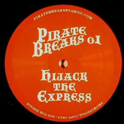 Finger Lickin - Pirate Breaks 01-Hijack The Express-Neu
