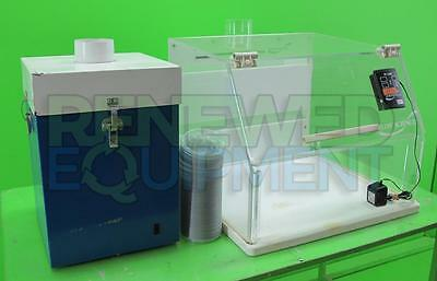 Flow Sciences FS201 2-Ft Bench Top Flow Hood with FS4000 Blower