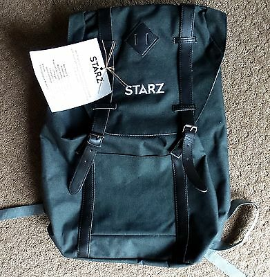 Starz Tv Backpack Bag Promo Swag Promotional