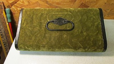 Antique Clark Buggy Touring Car Foot Warmer