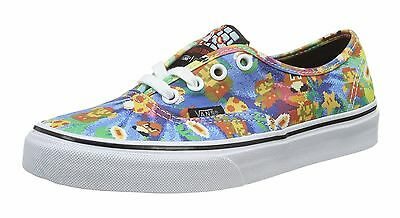 Vans Authentic (Nintendo) Shoes Super Mario Brothers Sneakers VN0004MLJPA