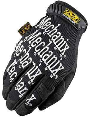 Mechanix Wear Original All-round Gloves Army Tactical Gloves black Small