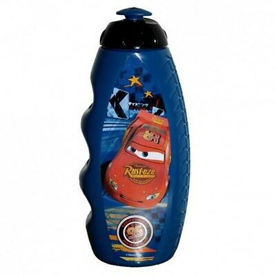 Disney Cars - Botella Deporte 400ml Azul
