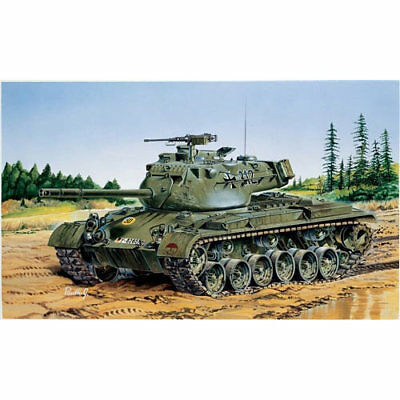 ITALERI M47 Patton Tank 6447 1:35 Military Vehicle Model Kit