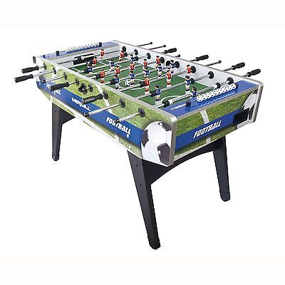 FULL SIZE FOOTBALL TABLE NEW TOP QUALITY DELUXE SET by LEOMARK