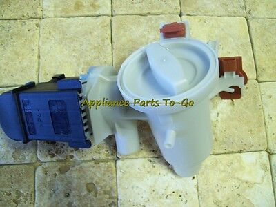 No-USA-Import-Charges - Whirlpool Washer, Drain Pump Assembly 8181684 280187