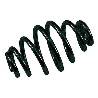 """Black 4"""" Tapered Solo Seat Springs - SOLD EACH"""