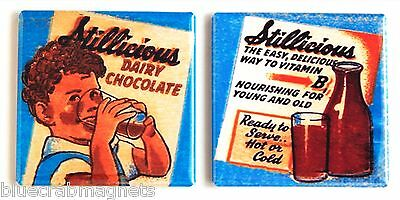 Sealtest Ice Cream dairy High Quality Metal Magnet 3 x 4 inches 9401