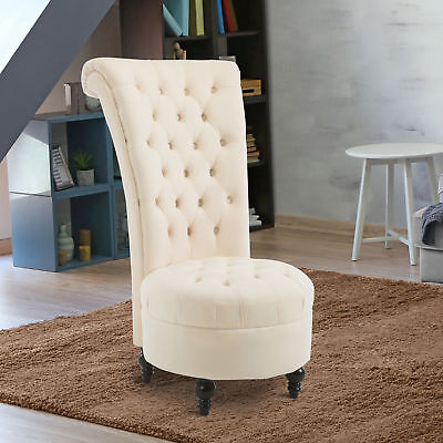 Fine Homcom Velvet Accent Chair Upholstered High Back Tub Sofa Bralicious Painted Fabric Chair Ideas Braliciousco
