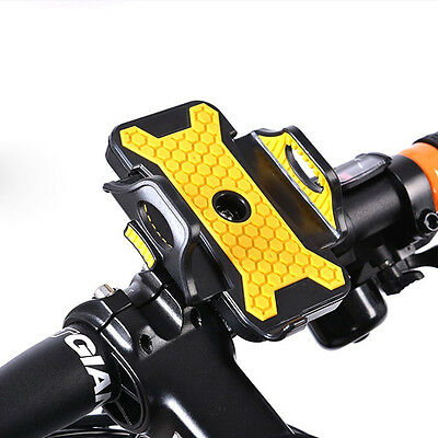 Universal Cycling Bike Bicycle MTB Handlebar Mount Holder For Cell Mobile Phone