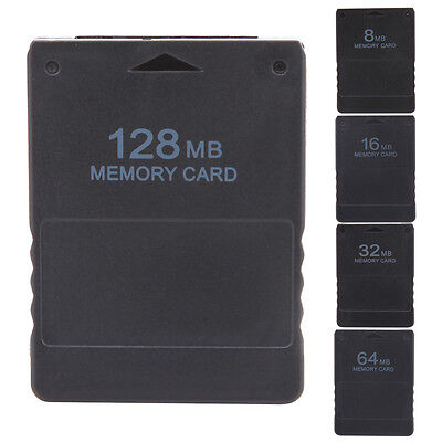 8MB-128MB Data Storage Stick Memory Card for Sony Playstation 2 Slim Console