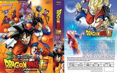 DRAGON BALL SUPER Komplett | Boxes 1-5 | Eps. 001-131 | Subs | 10 DVDs in 5 Sets