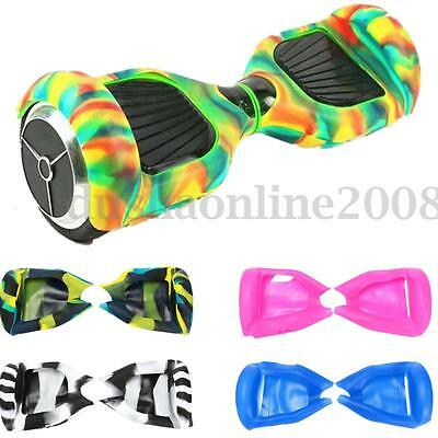 Silicone Coque Coquille Housse Etui Protection Pour 6.5'' Auto-Balance Scooter