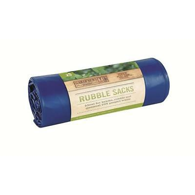 Pack x8 Gardman Gardener's Mate Heavy Duty Rubble Sacks