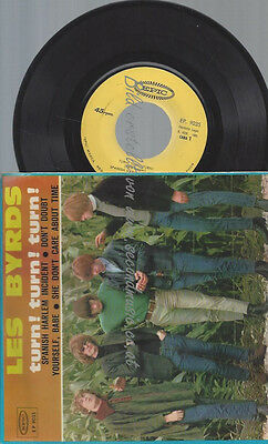 "7"" Ep / The Les  Byrds Turn Turn Turn"
