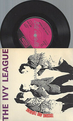 "7"" Ep / The Ivy League Tossing And Turning"