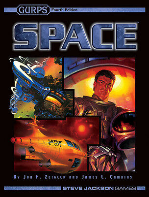 Gurps: 4th Edition Space (Revised) SJG 01-1002