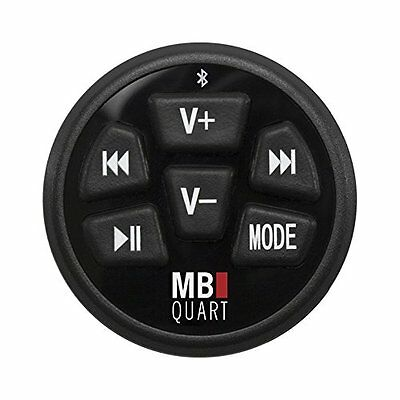 MB Quart N1-WBT Marine Waterproof Wired Bluetooth Preamp Controller