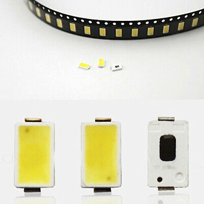 100pcs 0.5W Cool/Warm White LED SMD/SMT 5730 Big Chip Strips High Power Light