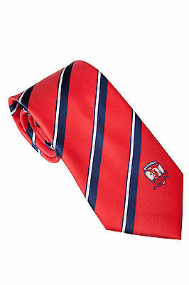 Sydney Roosters NRL Suit Tie Fathers Day Christmas Birthday Gift