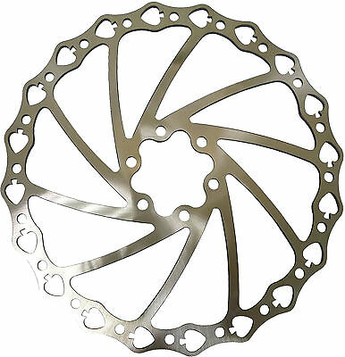 ACOR Ace of Spades Disc Brake Rotor For Mountain Bike / MTB Lightweight / CNC
