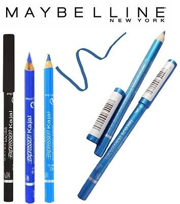 Maybelline Expression Kajal Eyeliner Pencil Brand New **choose Shade**