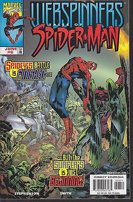 Tales of Spider-Man No. 6 US