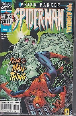 Peter Parker Spider-Man Annual 99  US