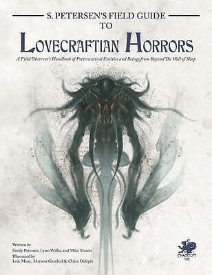 Call of Cthulhu: Field Guide to Lovecraftian Horrors CHA 23138