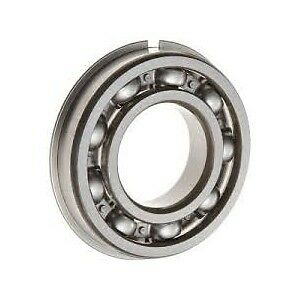 Motorcycle 6305 NR Snap Ring Wheel Koyo Bearing (ID 25mm x OD 62mm x W 17mm)