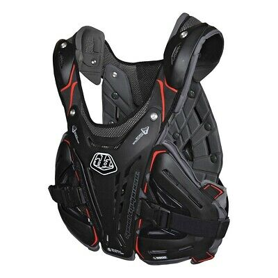 Troy Lee Designs Tld Adult 5900 Chest Protector Black Motocross Atv 502003207