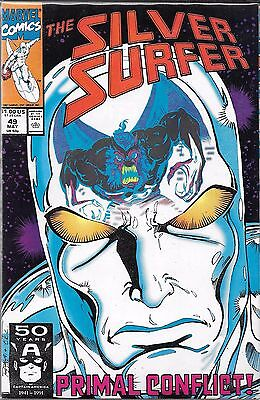 The Silver Surfer #49 (Vf)