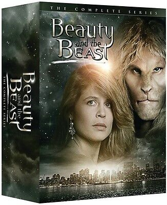 Beauty & The Beast: The Complete Series - 15 DISC SET (2014, DVD New)