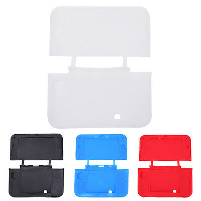 Soft Silicone Gel Rubber Protective Case Skin Cover for New Nintendo 3DS LL/XL