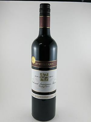 2005 McWilliam's '1877' Multi Region Blend Cabernet Sauvignon Shiraz