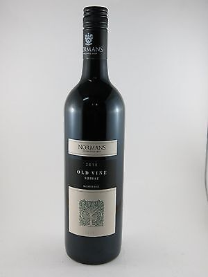 2010 Normans Old Vine McLaren Vale Shiraz