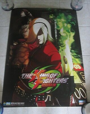 2003 Snk The King Of Fighters 2003 Poster