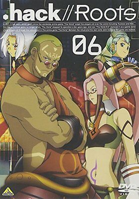 .hack//Roots 06 DVD 4934569625465 BCBA-2546 NEW SEALED