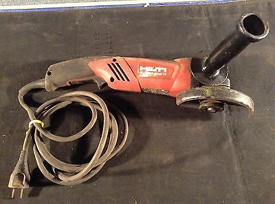 Hilti 500-D Corded 4-1/2 inch Angle Grinder